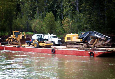 Equipment and expertise for the rivers